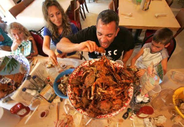 Best Steamed Crabs in Charlestown, Maryland