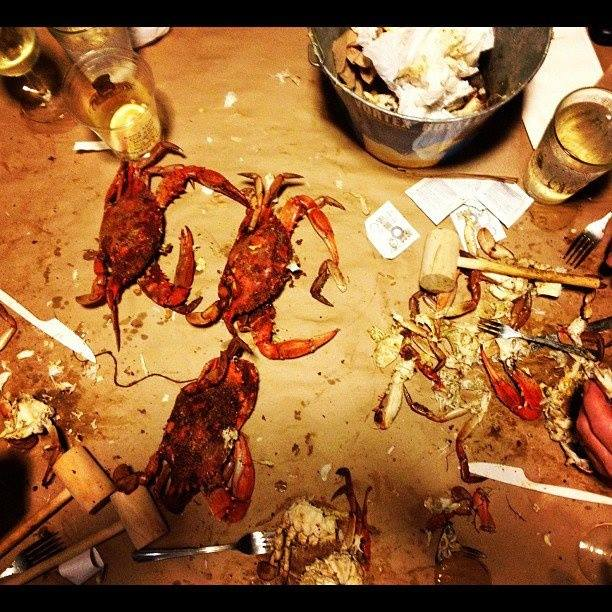 All-you-can-eat crabs Maryland
