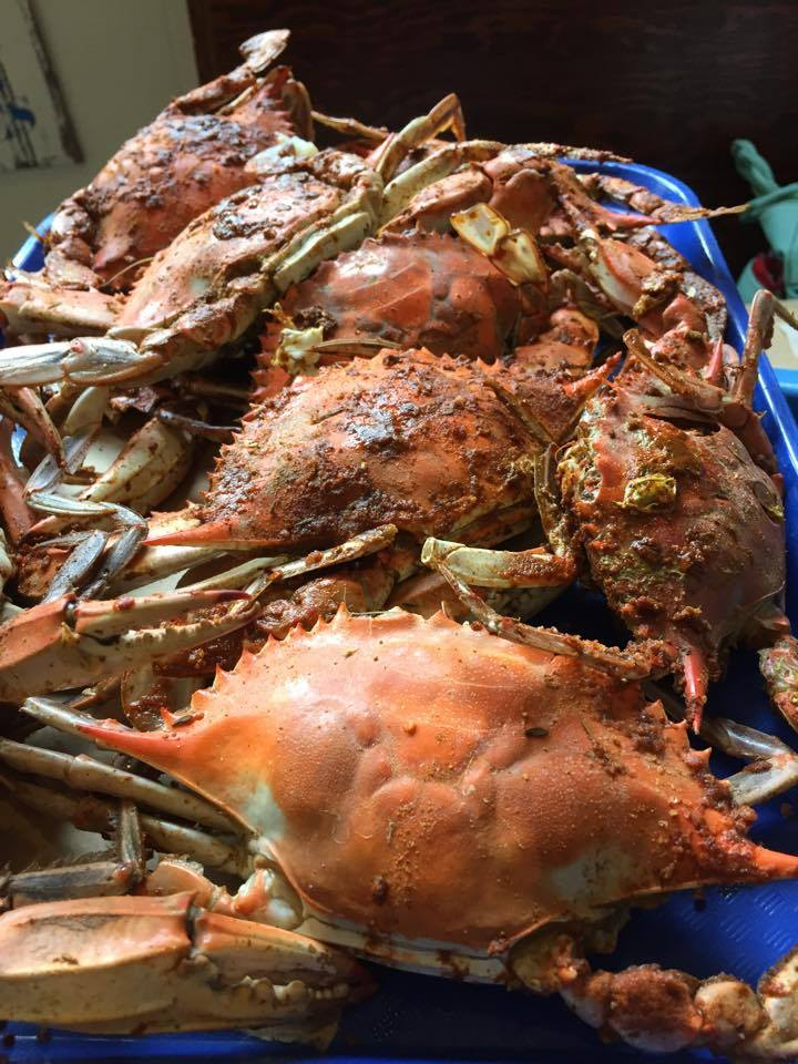 best steamed crabs Maryland